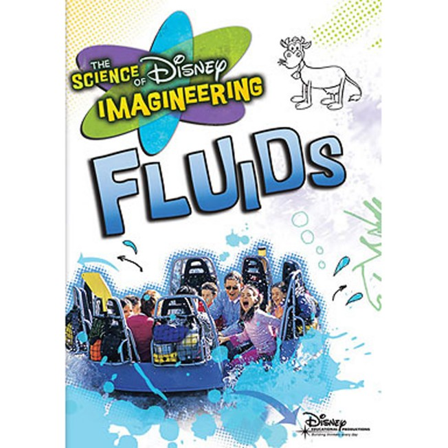 The Science of Disney Imagineering: Fluids DVD