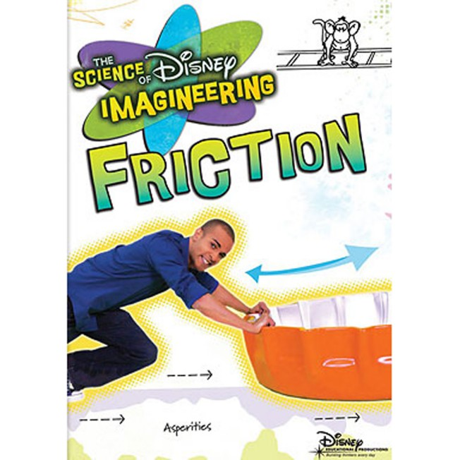 The Science of Disney Imagineering: Friction DVD