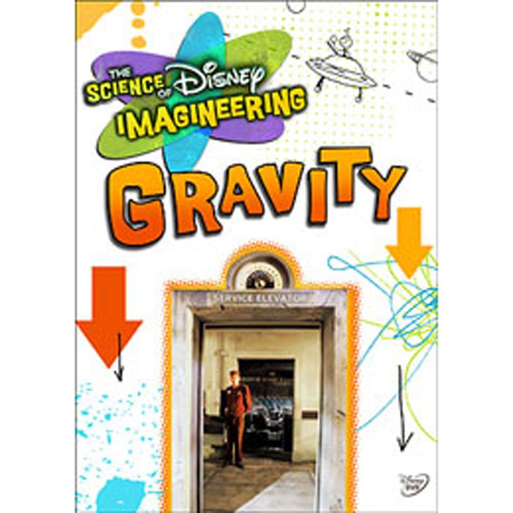 The Science of Disney Imagineering: Gravity DVD