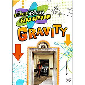 The Science of Disney Imagineering: Gravity DVD
