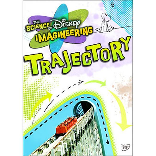 The Science of Disney Imagineering: Trajectory DVD