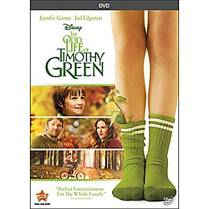 The Odd Life of Timothy Green DVD 7745055550887P
