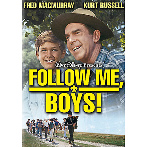 Follow Me, Boys! DVD