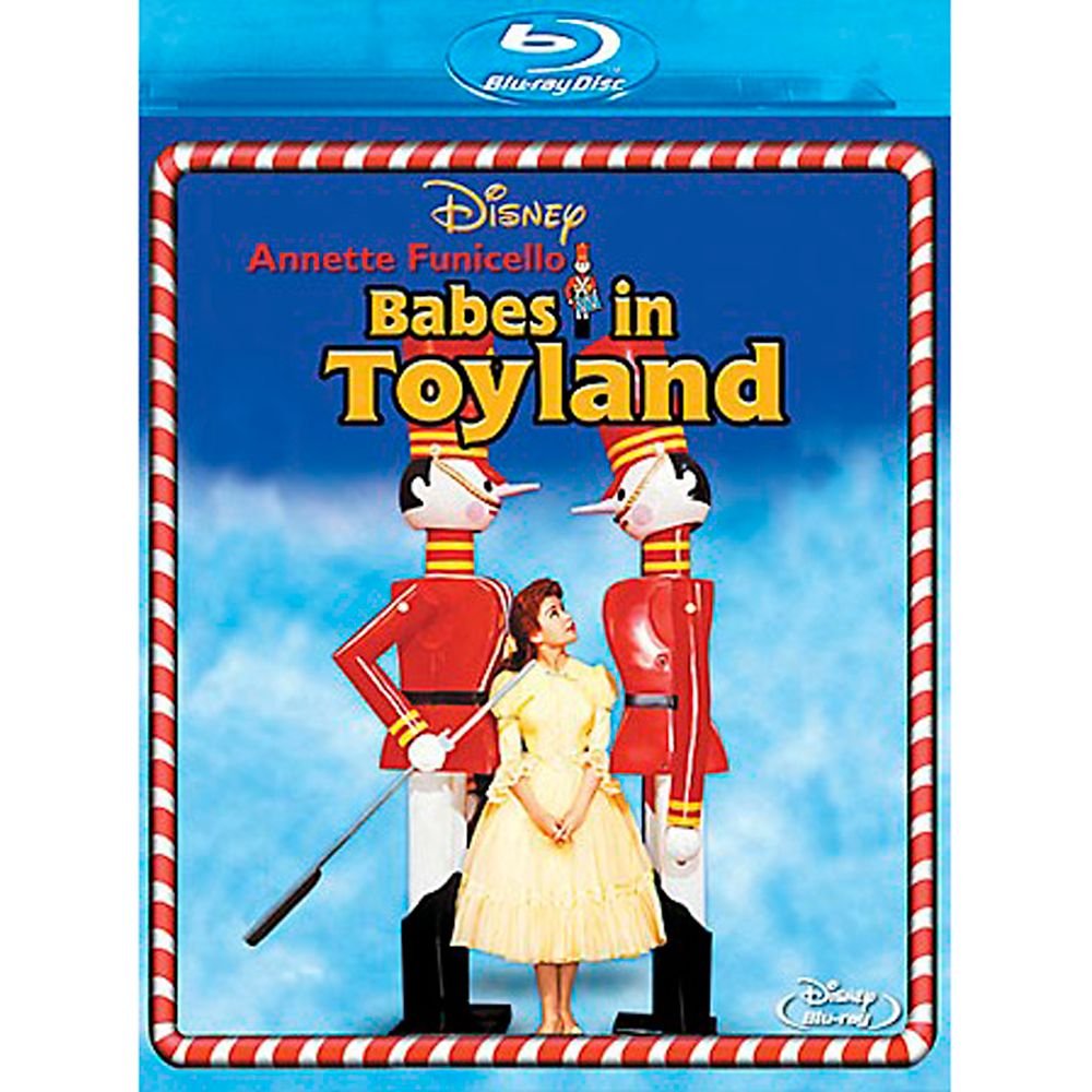 Babes in Toyland Blu-ray Official shopDisney