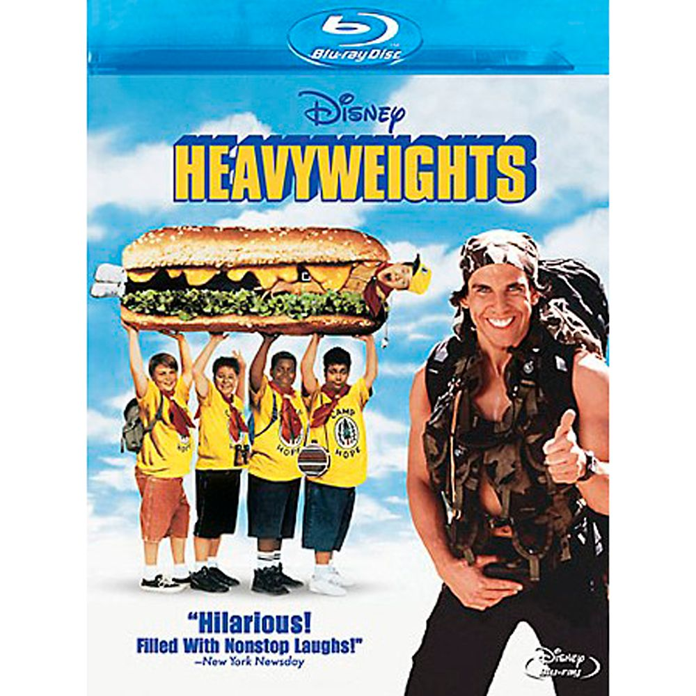 Heavyweights Blu-ray