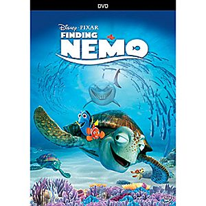 Finding Nemo DVD 7745055550912P