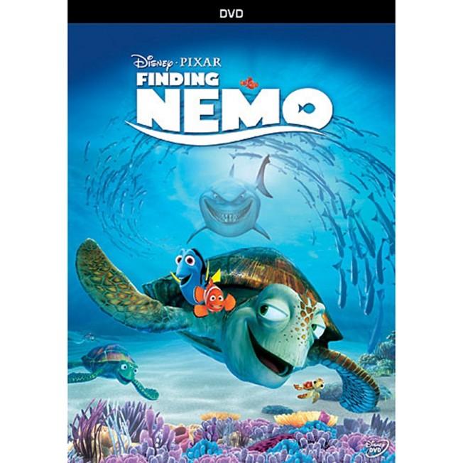 Finding Nemo DVD