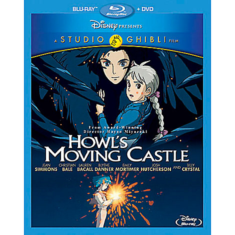 Howl's Moving Castle 2-Disc Combo Pack