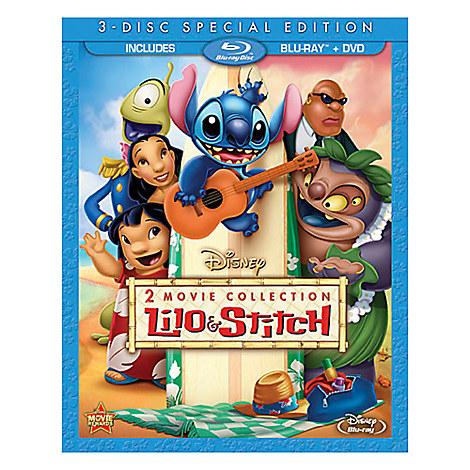 Lilo & Stitch 2-Movie Collection
