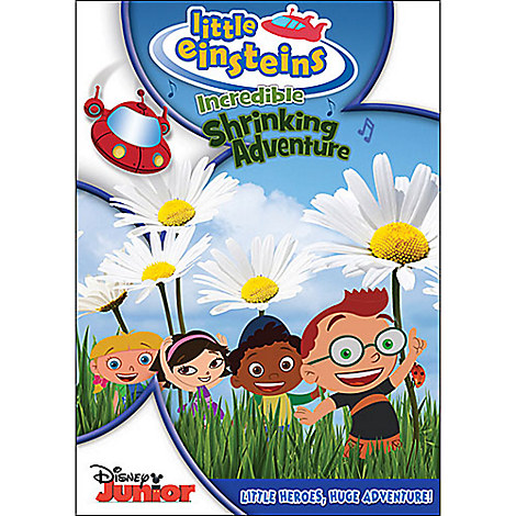 Little Einsteins: The Incredible Shrinking Adventure DVD