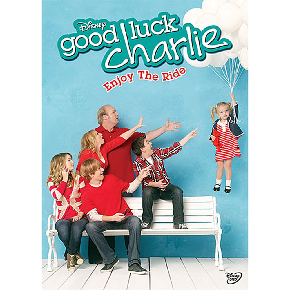 Good Luck Charlie: Enjoy The Ride DVD Official shopDisney