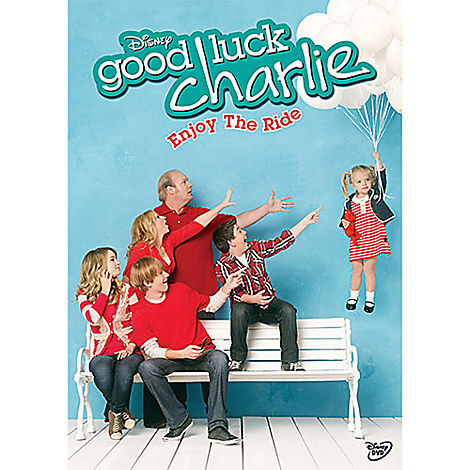 Good Luck Charlie: Enjoy The Ride DVD