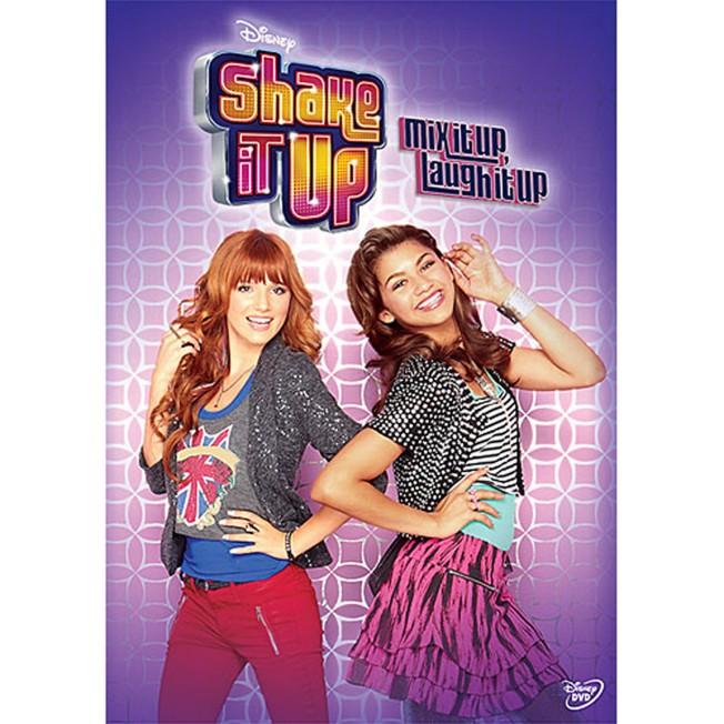 Shake It Up: Mix It Up, Laugh It Up DVD