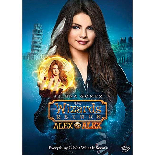 The Wizards Return: Alex Vs. Alex DVD