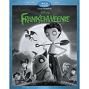 Frankenweenie Blu-ray and DVD Combo Pack 7745055550931P
