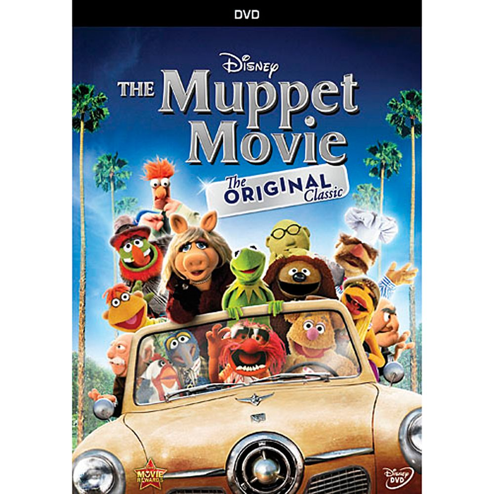 The Muppet Movie DVD Official shopDisney
