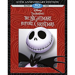 Tim Burton's The Nightmare Before Christmas Blu-ray + DVD 7745055550951P