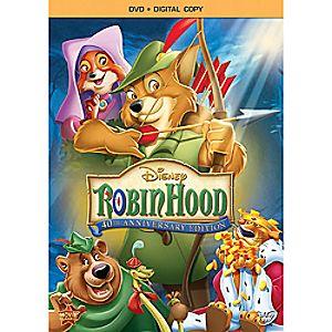 Robin Hood DVD + Digital Copy