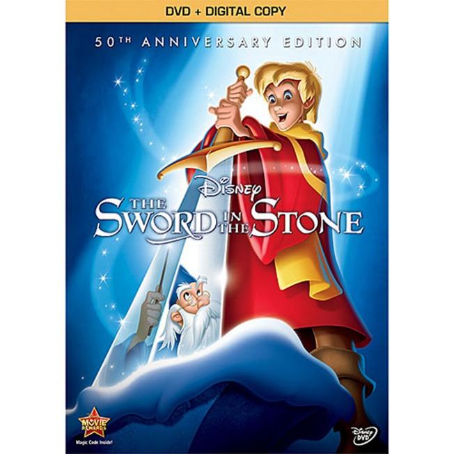 The Sword in the Stone DVD + Digital Copy