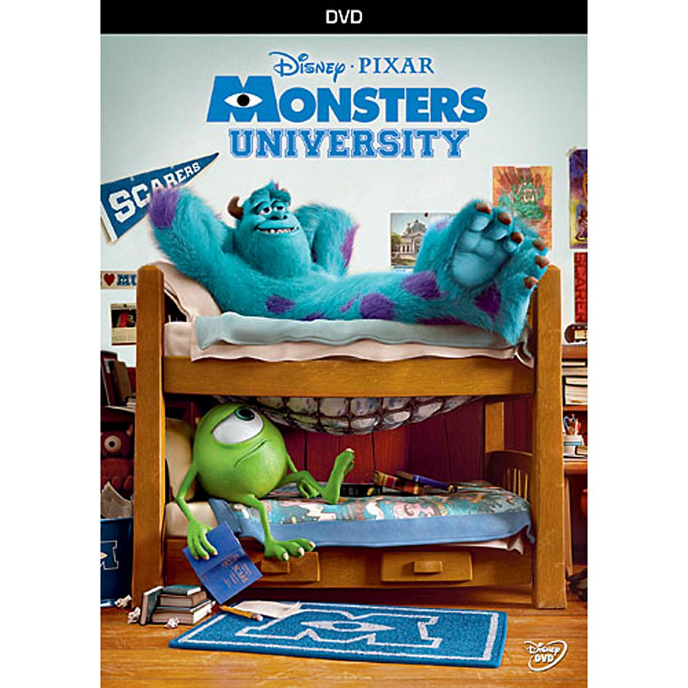 Monsters University DVD Official shopDisney