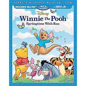 Winnie the Pooh: Springtime With Roo Blu-ray 7745055551237P