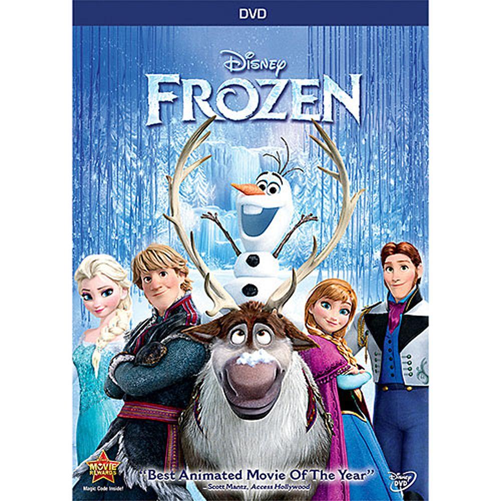 Frozen DVD Official shopDisney