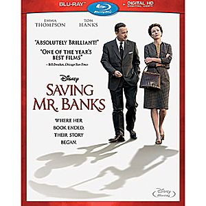 Saving Mr. Banks Blu-ray 7745055551241P