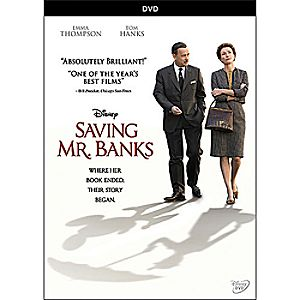 Saving Mr. Banks DVD 7745055551242P