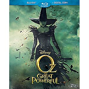 Oz The Great and Powerful Blu-ray + Digital Copy 7745055551269P