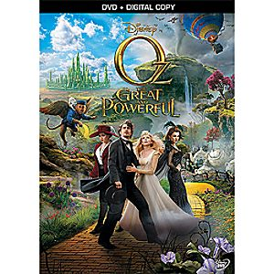 Oz The Great and Powerful DVD + Digital Copy 7745055551270P