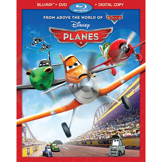 Planes 2-Disc Combo Pack