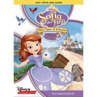 Sofia the First: Once Upon a Princess DVD