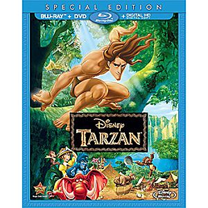 Tarzan Blu-ray Special Edition 7745055551299P