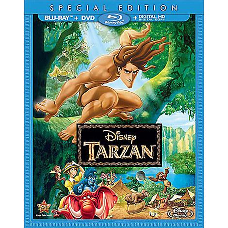 Tarzan Blu-ray Special Edition