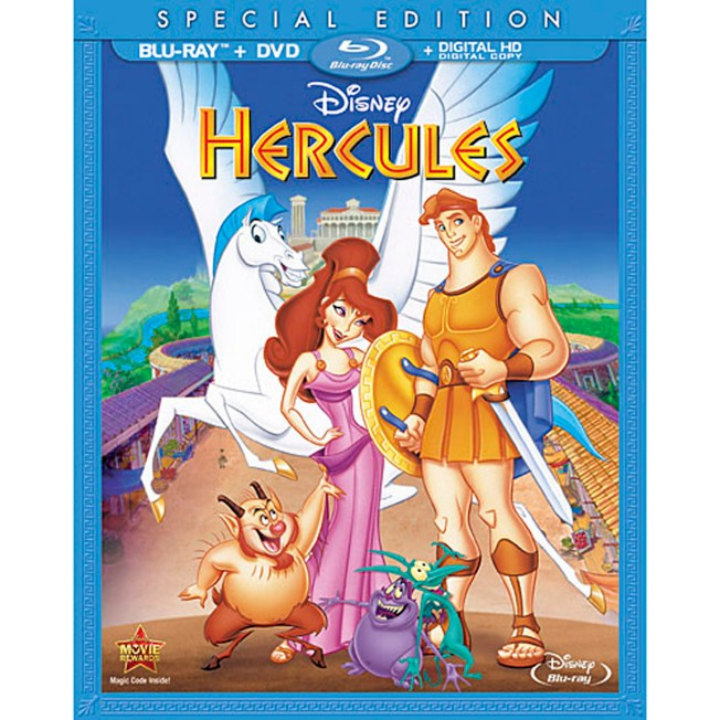 Hercules Blu-ray Special Edition