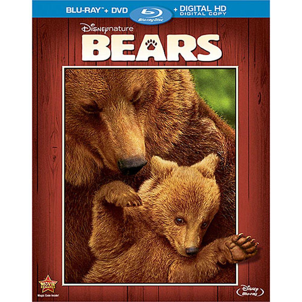 Disneynature: Bears Blu-ray and DVD Combo Pack