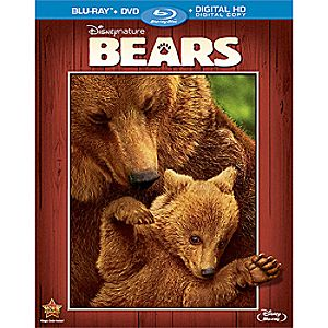 Disneynature: Bears Blu-ray and DVD Combo Pack 7745055551302P