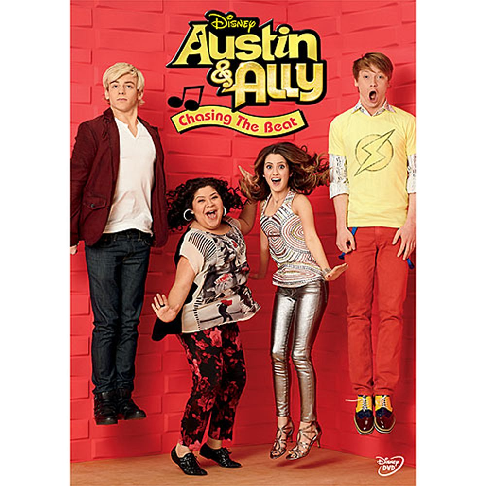 Austin & Ally Chasing the Beat DVD Official shopDisney