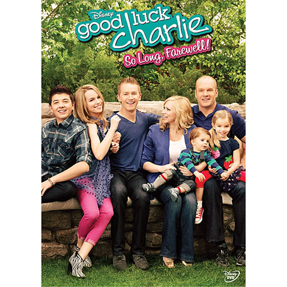 Good Luck Charlie: So Long, Farewell! DVD Official shopDisney
