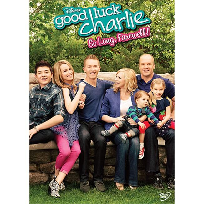 Good Luck Charlie: So Long, Farewell! DVD