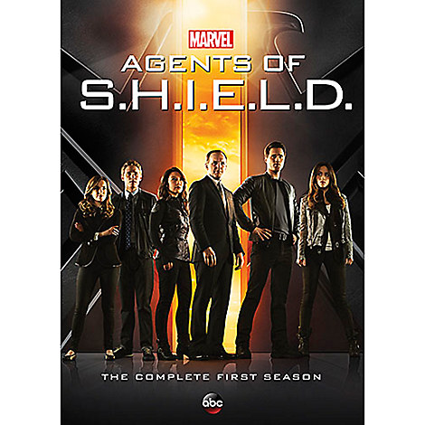 Marvel's Agents of S.H.I.E.L.D.: The Complete First Season DVD Boxed Set