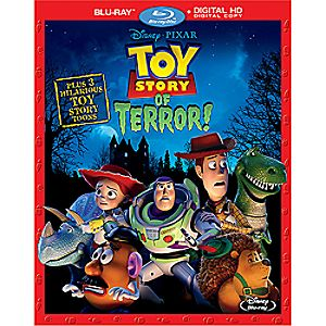 Toy Story of Terror Blu-ray 7745055551340P