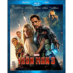 Iron Man 3 Blu-ray Combo Pack 7745055551346P