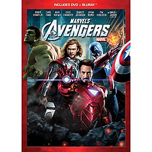 Marvel's The Avengers - Blu-ray Combo Pack 7745055551347P