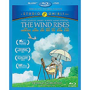 The Wind Rises Blu-ray Combo Pack 7745055551358P
