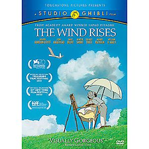 The Wind Rises DVD 7745055551359P