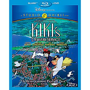 Kiki's Delivery Service Blu-ray Combo Pack 7745055551361P