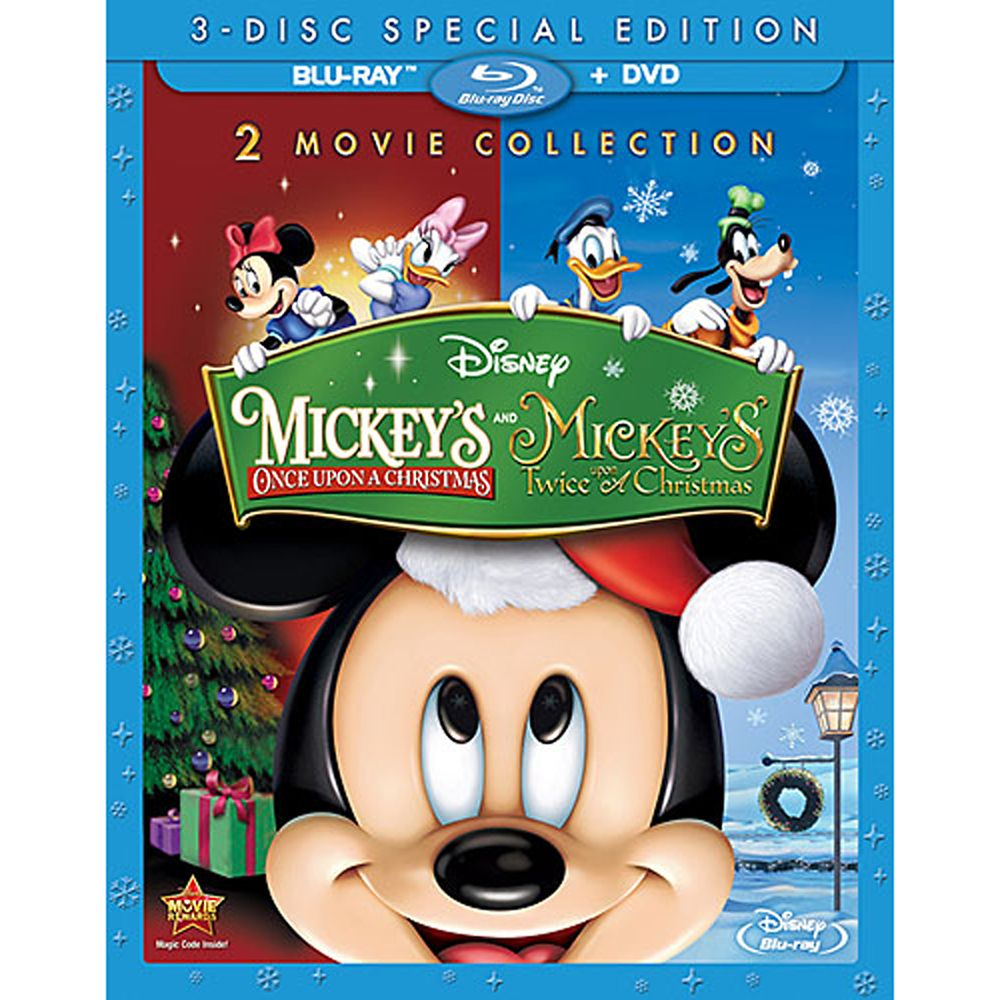 Mickey Once Upon A Christmas.Mickey S Once Upon A Christmas Mickey S Twice Upon A Christmas 3 Disc Special Edition