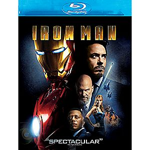 Iron Man Blu-ray 7745055551380P