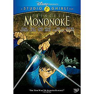 Princess Mononoke DVD 7745055551394P